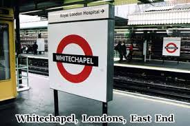Personal trainer Whitechapel