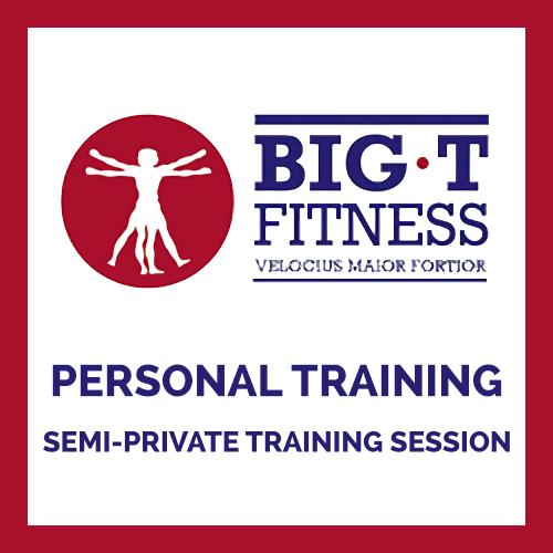 Semi-Private Personal Training Session